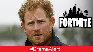 Prince Harry Bans FORTNITE! #DramaAlert Jake Paul vs GIB!!!!  DAVID DOBRIK & MORE!