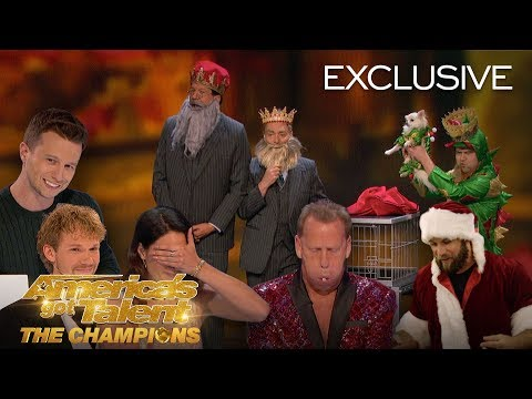 All The Best Holiday Performances From Your AGT Favorites - America's Got Talent 2018