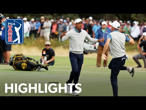 The best shots from Team U.S. at the 2019 Presidents Cup