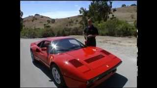 Ferrari 288 GTO Dream Car Garage 2004 Season