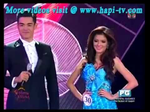 Bb. Pilipinas 2012 Q&A portion. Coronation Night April 15, 2012.mp4