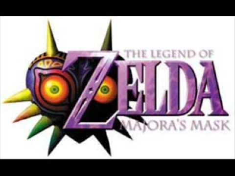 Majora's Mask - Final Hours w/ Bells