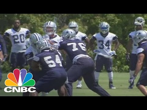 Dallas Cowboys Now World's Most Valuable Sports Team: Bottom Line | CNBC