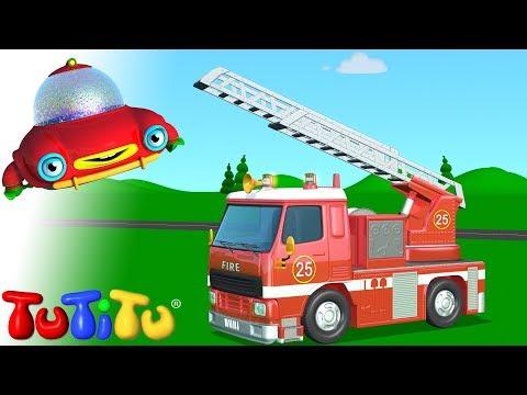 TuTiTu Masina de pompieri