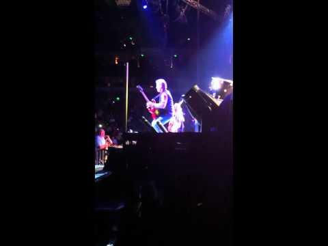 Brad Gillis Guitar Solo-