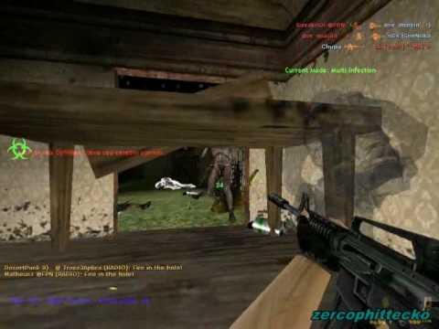 Zombie Mod Para Cs 1.6