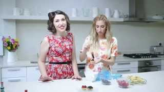 Mini Berry Tartlets tutorial - Even Better Baking with Stacey Solomon and Emily Leary