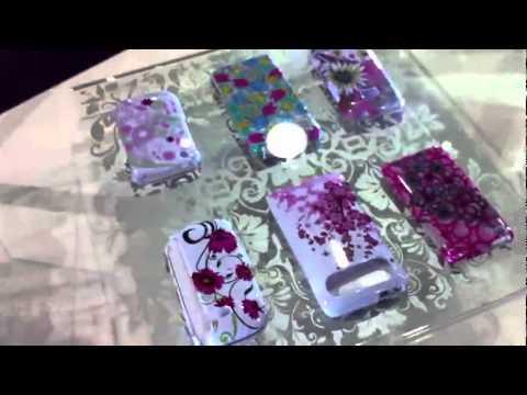 Accesorios para celulares en el ces 2011 youtube for Accesorios para toldos de balcon