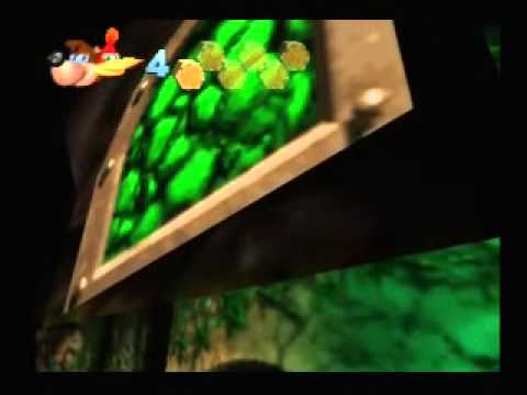 Misc Computer Games - Banjo Kazooie - Mad Monster Mansion