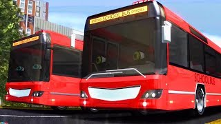 The Wheels On The Bus | Speedies Cartoons And Rhymes For Kids