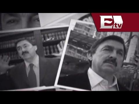 Napoleón Gómez Urrutia, líder del sindicato minero, habla de que hay una persecución en su contra