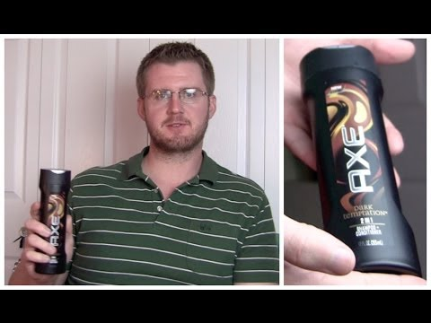 Axe 2 in 1 Shampoo + Conditioner Review