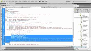 PHP Series - Building A PHP MySQL Forum Tutorial Series Part 3.2 - Creating Topics