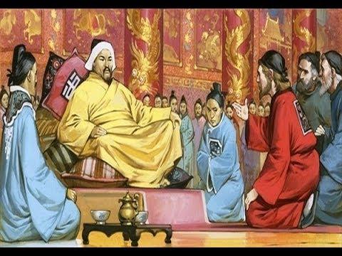 The Mongol Empire kublai Khan History Channel video