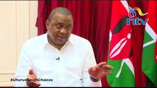 Jubilee changes: The positions are very critical to me and my agenda - President Uhuru