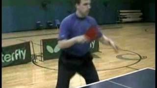 Sean O'Neill - Teaching the Fundamentals of Table Tennis by TTE
