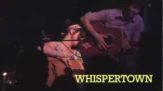 Watch Whispertown On The Move video