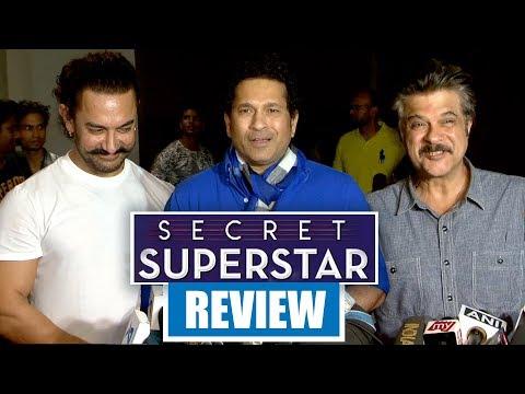 download lagu Sachin Tendulkar, Anil Kapoor Review Secret Superstar  Aamir gratis