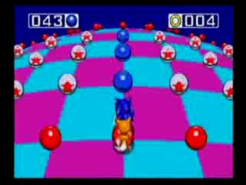 Misc Computer Games - Sonic - Knuckles Flying Battery Zone