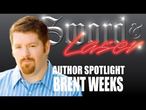 S&L Video: Author Spotlight - Brent Weeks