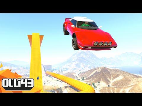 GTA 5 Versus - FUNNIEST WAY TO LOSE A RACE (GTA 5 Cunning Stunts)