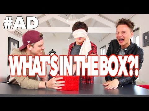 download lagu WHAT'S IN THE BOX CHALLENGE gratis