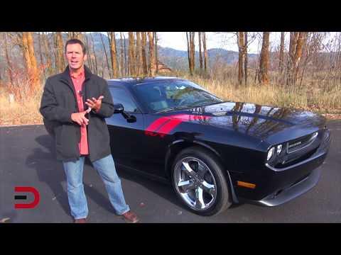 Dodge Challenger R/T 2013, тест-драйв