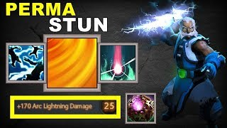 Perma Stun Farming With Heroes | Dota 2 Ability Draft