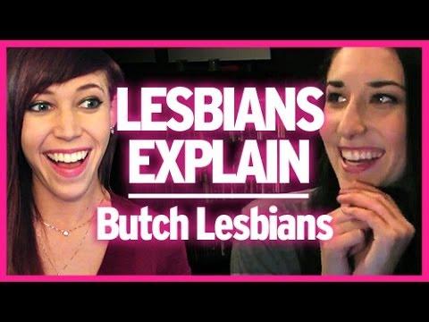 Femme Lesbians Explain : Butch Lesbians video