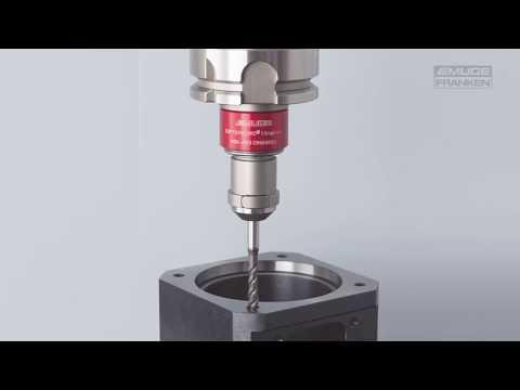 Schneller Werkzeugwechsel auf Knopfdruck - EMUGE Softsynchro SnapLock