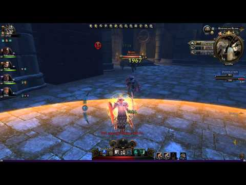 Neverwinter - Guardian Fighter PVP gameplay HD