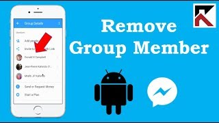 Remove Someone From Group Conversation Messenger Android