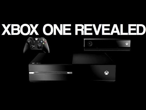 Xbox One Revealed: Microsoft's next-generation game console