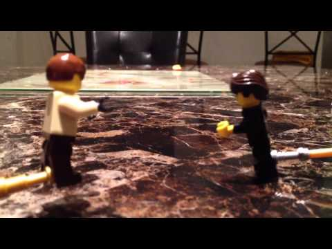 Lego Star Wars Anakin's bad day