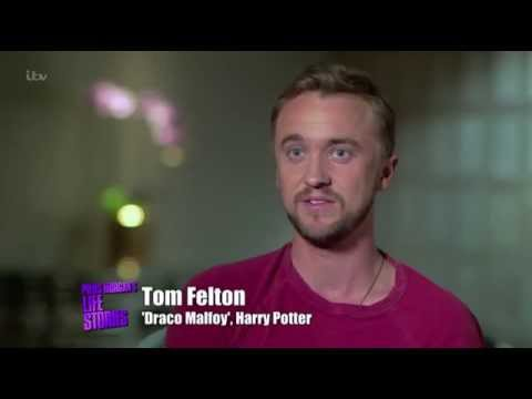 Tom Felton, Matt Lewis, David Yates & David Heyman talk about Warwick Davis