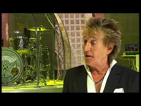 Rod Stewart on love, life and music
