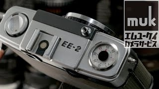 Olympus PEN EE-2 How to use a film camera. shooting is GX7MK2 4K /muk #169