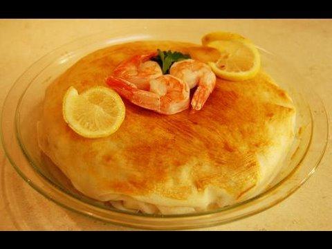 Moroccan Fish Bastila (Pastilla)