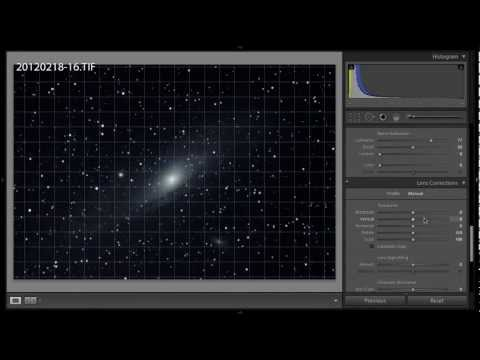 Astrophotography without a star tracker