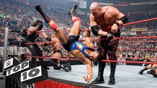 Download Fastest Royal Rumble Match eliminations - WWE Top 10 3Gp Mp4