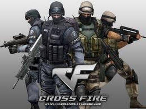 Crossfire al Hack 2013 (Video novo descrição do video)