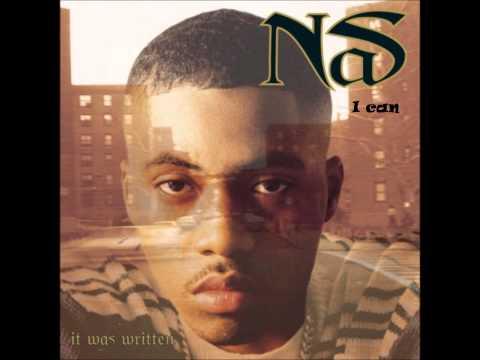 Nas - I Can [Original version] (HD) with lyrics