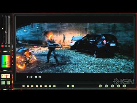 IGN Rewind Theater – Ghost Rider 2 Movie Trailer Analysis