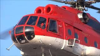 Vrtulník Mi-8T (OM - EVA) - Nexen Tire Corporation Czech s.r.o. - 8.4.2018