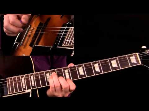 50 Western Swing Licks - #25 - Guitar Lesson - Ray Nijenhuis