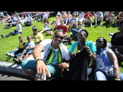 London 2012: Jamaica Open Day