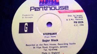 Sugar Black Stephanie