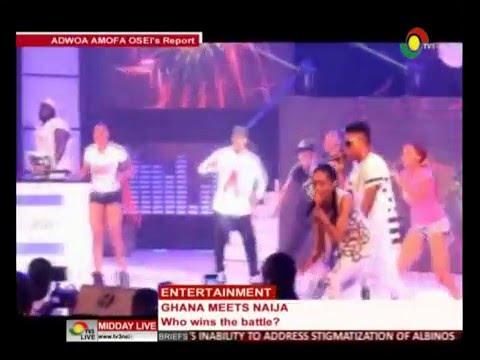 MiddayLive - Entertainment - Ghana meets Naija, Who wins the battle? - 21/5/2016