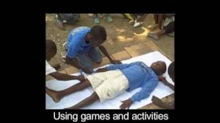Giving Haiti's Children A Voice
