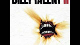 Watch Billy Talent In The Fall video